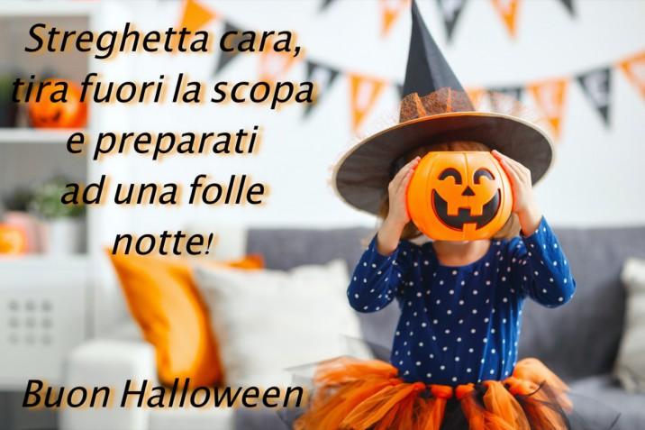Auguri per Halloween: le immagini con frasi divertenti da mandare su Whatsapp