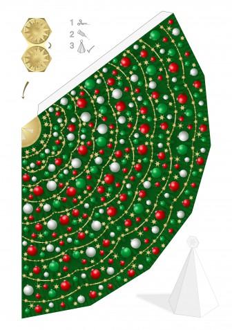 Lavoretti di Natale da ritagliare e incollare: 9 modelli gratis e belli