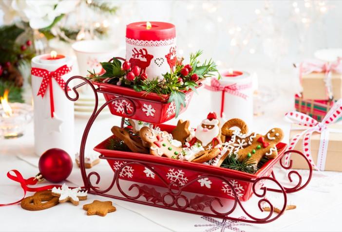 Centrotavola natalizi eleganti: 11 idee da copiare