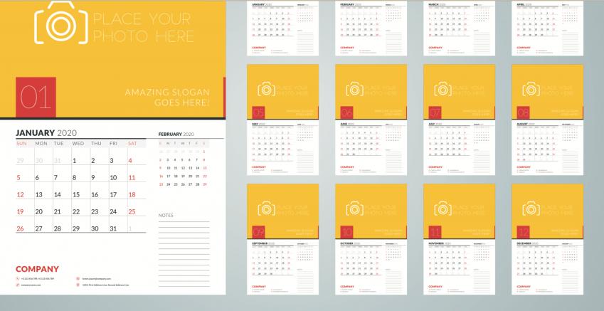 Calendario 2020 da stampare: 5 soluzioni gratis