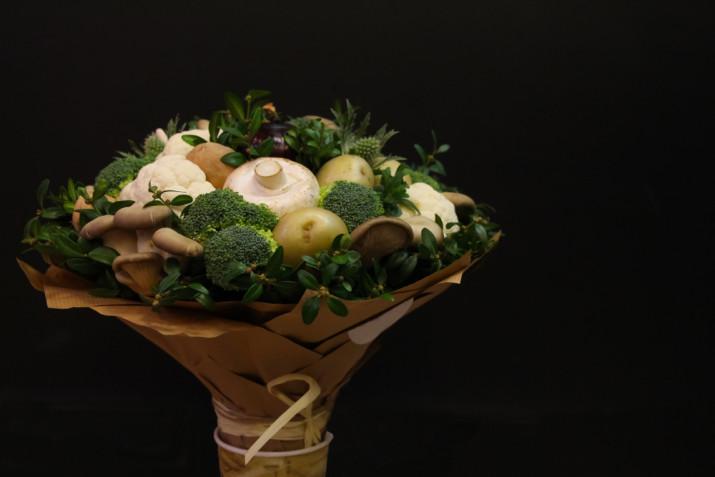 Bouquet sposa con verdure: 9 foto a cui ispirarsi