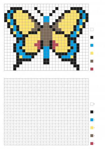 Pixel art primavera: 9 immagini belle da scaricare gratis