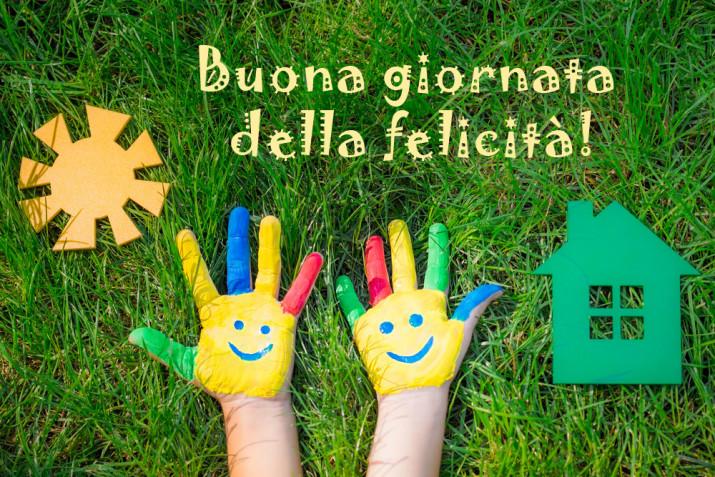 Giornata internazionale della felicità: 7 immagini per gli auguri
