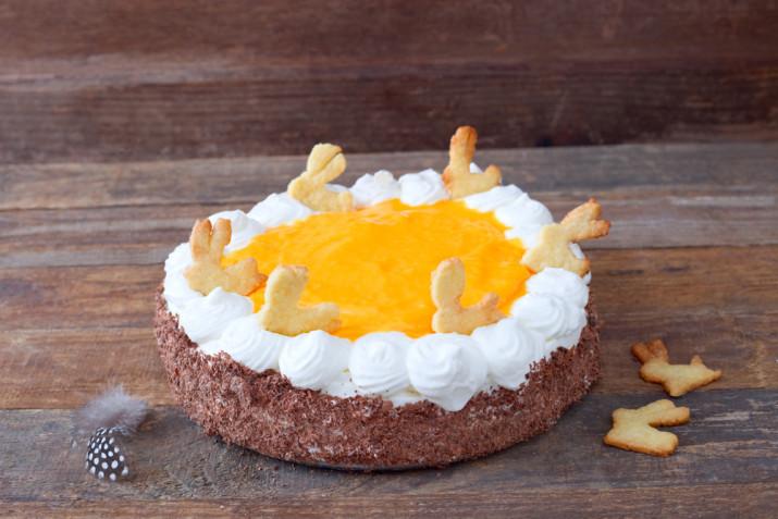 Torte Pasqua decorate con panna: 7 idee per le decorazioni