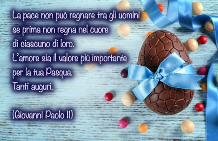 Auguri di Pasqua: 5 immagini con frasi da inviare su WhatsApp