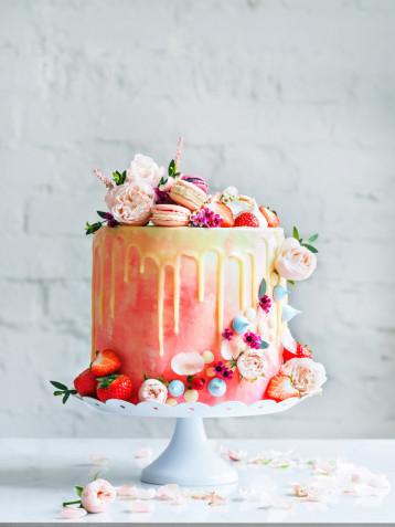 Come decorare una torta senza panna: 9 decorazioni da provare