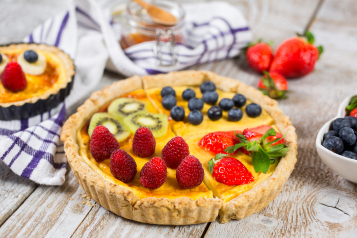 Come decorare una crostata di frutta: 7 idee per le decorazioni