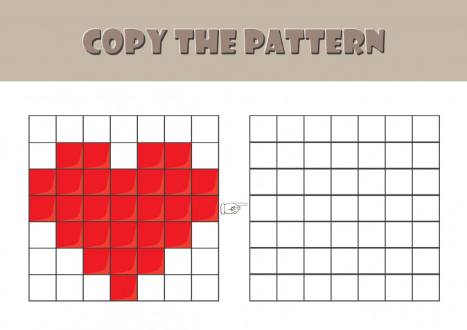 Pixel art facile: 11 immagini belle e semplici da scaricare gratis