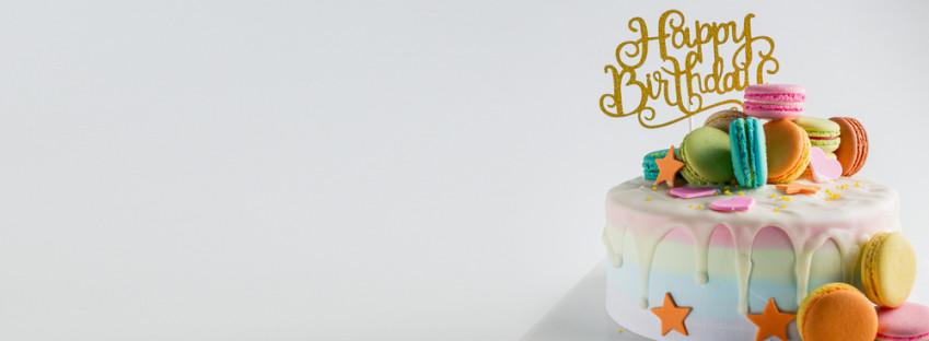 Torte decorate con macarons: 9 idee per le decorazioni