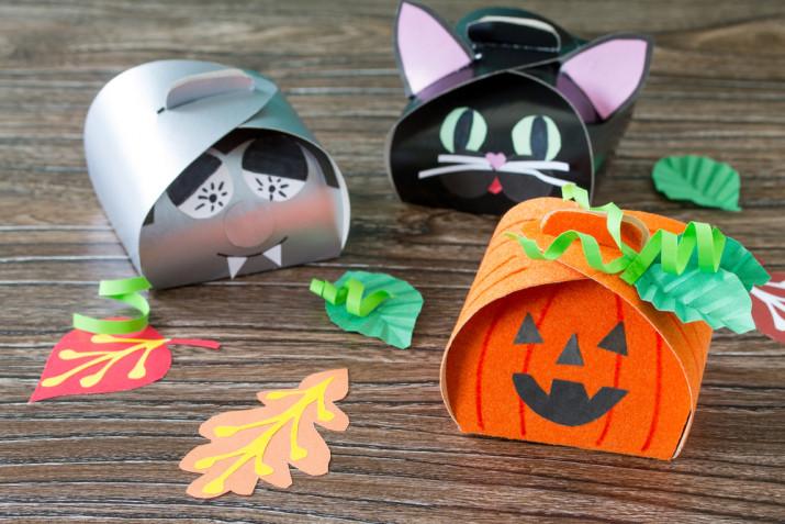 Zucche Halloween fai da te: 5 idee alternative facili