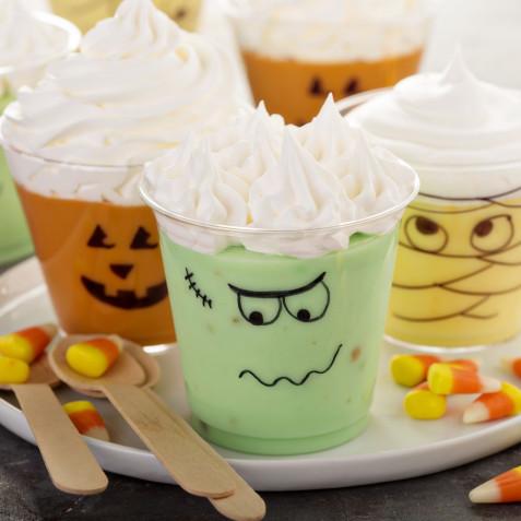 Dolci al cucchiaio per Halloween: 7 idee facili e mostruose