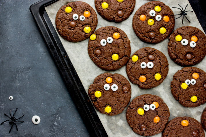 Come decorare i biscotti di Halloween: 11 idee per le decorazioni da brivido