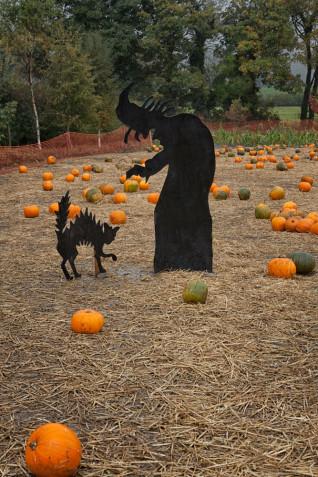 Decorazioni Halloween fai da te per l'esterno: 7 idee