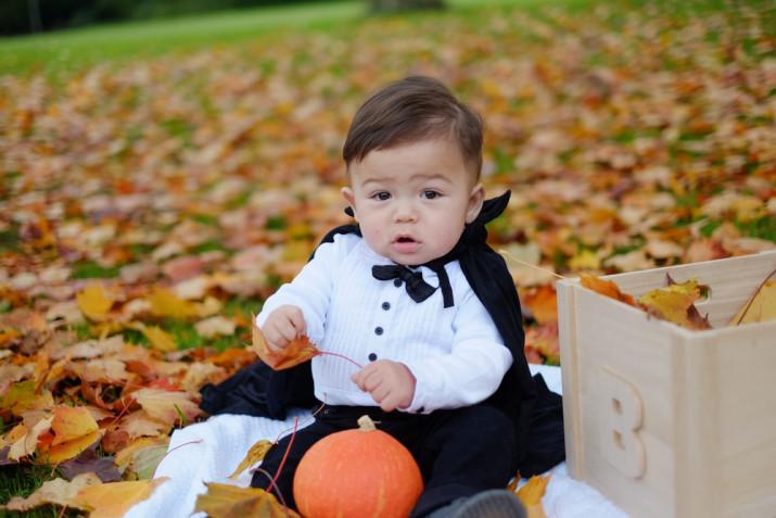 Halloween neonato fai da te: 7 idee per costumi adorabili