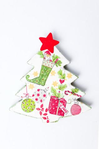 Oggetti natalizi fai da te: 7 idee decoupage da vedere