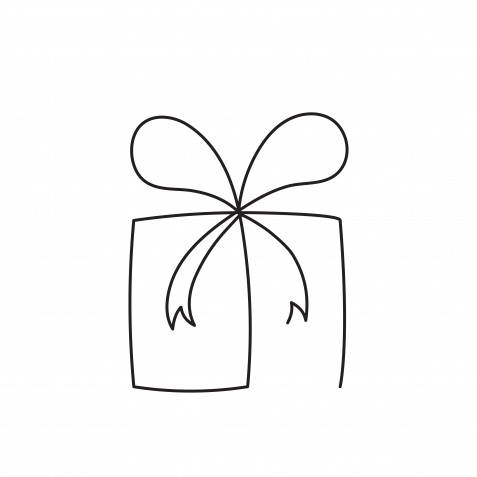 Ricami natalizi a punto catenella: 11 schemi gratis