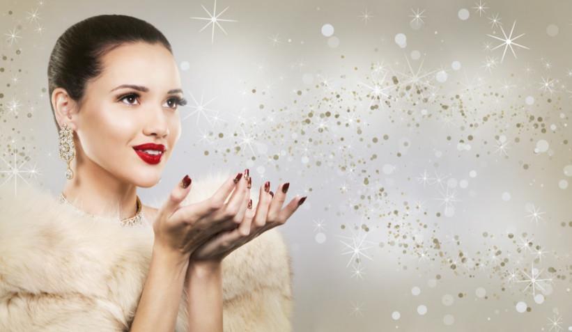 Trucco Capodanno 2021: 7 make-up per la notte di San Silvestro