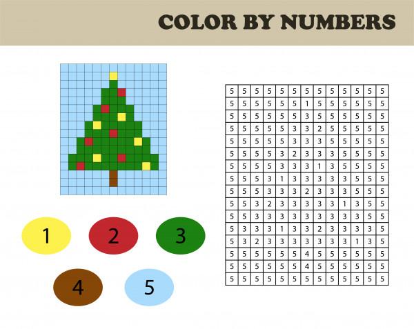 Giochi Natale da stampare: 12 schede gratis per i bambini