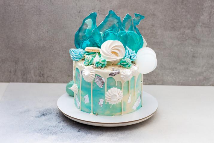 Torte invernali decorate: 7 idee per le decorazioni da vedere
