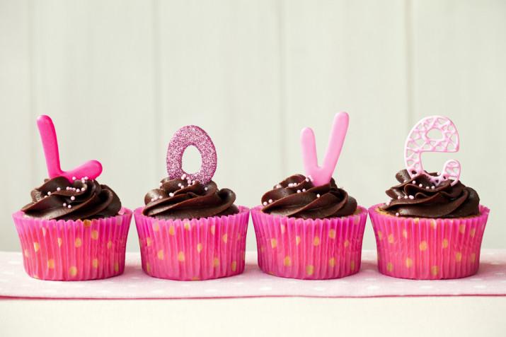 Cupcake di San Valentino: 7 decorazioni facili