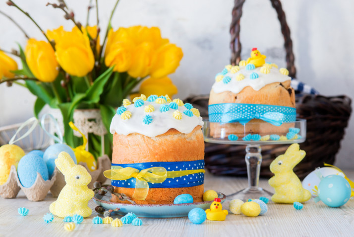 Torte pasquali decorate: 9 idee per le decorazioni
