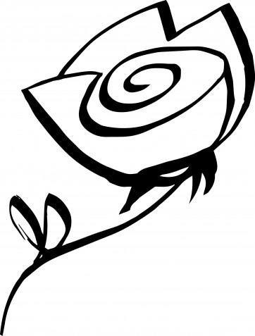 Fiori da ricamare a punto catenella: 9 schemi gratis