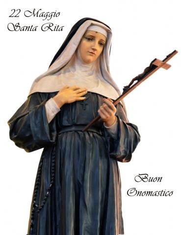 Santa Rita: 7 immagini per gli auguri di buon onomastico