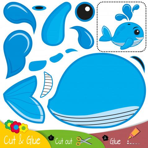 Disegni da ritagliare e incollare per bambini: 11 immagini gratis