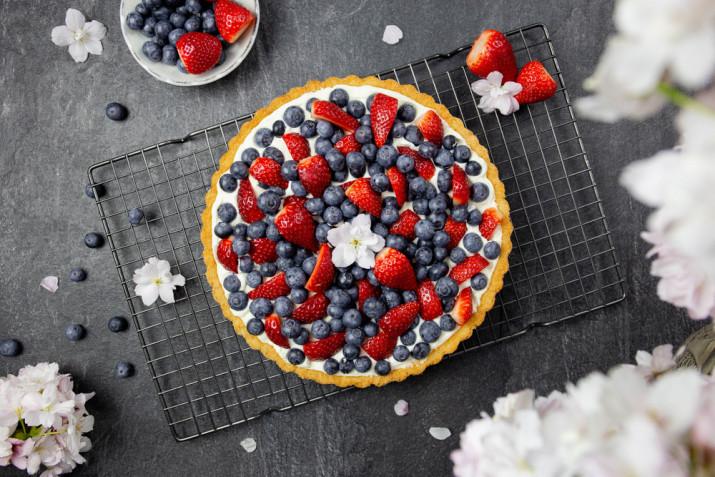 Decorare una crostata con i frutti di bosco: 7 idee per le decorazioni