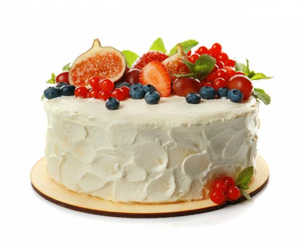 Torte decorate con i frutti di bosco: 9 idee per le decorazioni