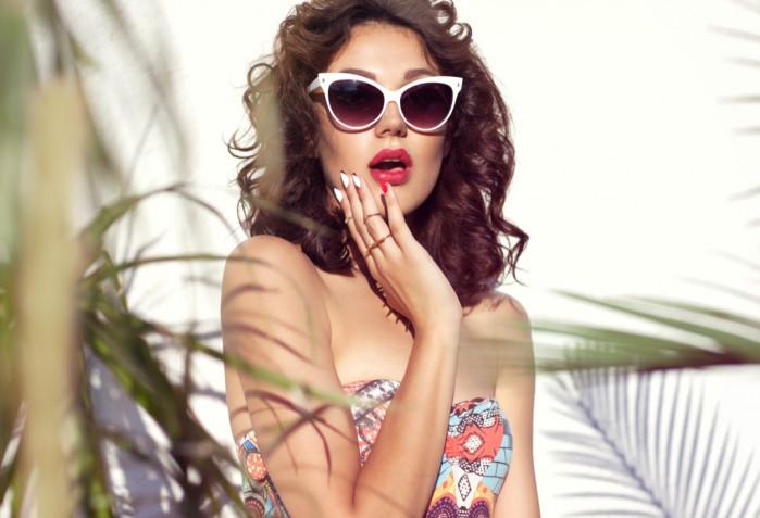 Acconciature per una festa in spiaggia: 5 hairstyle per ispirarci