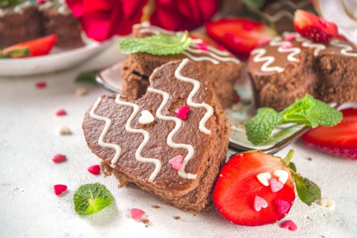 Mini torte a forma di cuore: 7 decorazioni da copiare