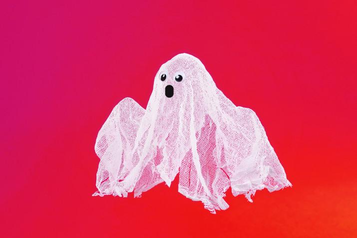 Fantasmini Halloween fai da te: come farli con il tutorial facile