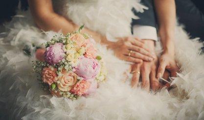 abiti da sposa, tendenze moda, inverno 2018