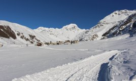 montagna nord sud Italia neve