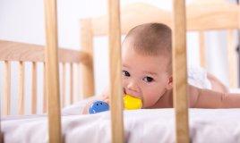 bambino letto culla lettino bebè neonato mamma