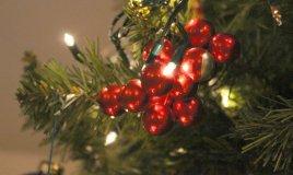 arredo casa Natale colori accessori ghirlande candele centrotavola