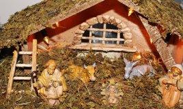 presepe vivente Natale celebrazione rituali