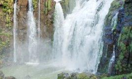 Iguazú cascate Brasile