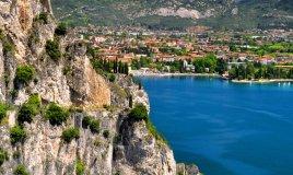 lago di Garda acqua parco promontorio