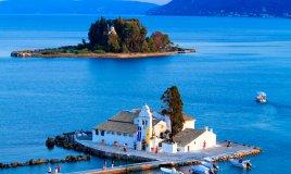 Grecia isola Corfù Mediterraneo mare