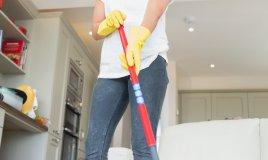 pulizie casa ordine giorno sempre