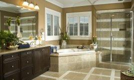 bagno stanza interno arredo casa vasca acqua doccia gusto praticità oriente spazio pulizia candele profumo