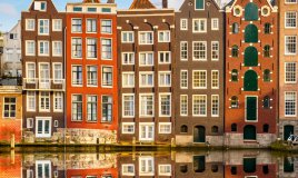 Amsterdam Olanda canali musei Paesi Bassi