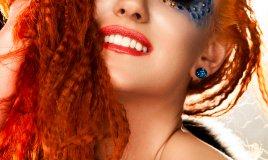 carnevale capelli travestimenti testanera brillance