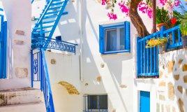 isola Grecia Cicladi Amorgos