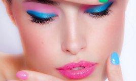 make up, estate, colori