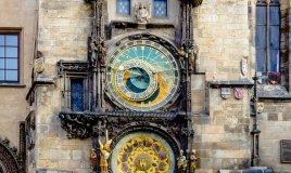 Praga Cechia Kafka viaggio orologio astronomico