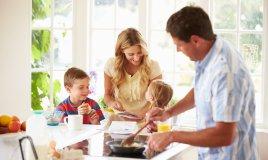casa pulizie sicurezza bagno camera sala cucina pericolo rischio
