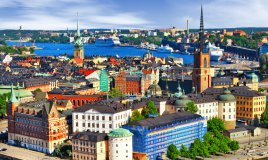 Stoccolma Svezia Gamla Stan